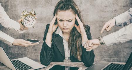 Stress Angelika Eiter Psychotherapie